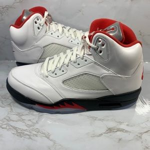 Air Jordan 5 Fire Red 2020 Size 9.5 NEW W/Receipt